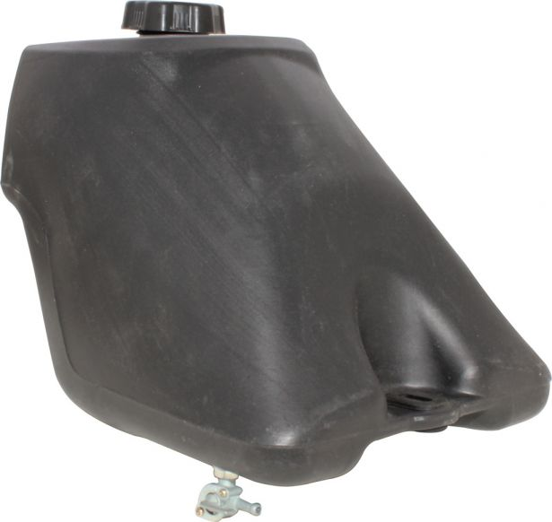 Gas Tank - 150cc to 300cc, Includes Gas Valve
