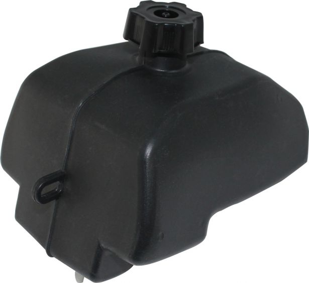 Gas Tank - 50cc to 155cc, ATV, Plastic