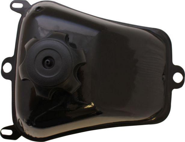 Gas Tank - ATV, Includes Gas Valve