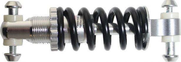 Shock -  125mm, 5.5mm Spring, Adjustable