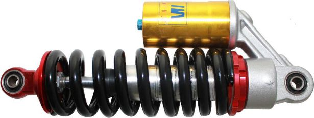 Shock - 280mm, 11mm Spring, Adjustable, Aluminum