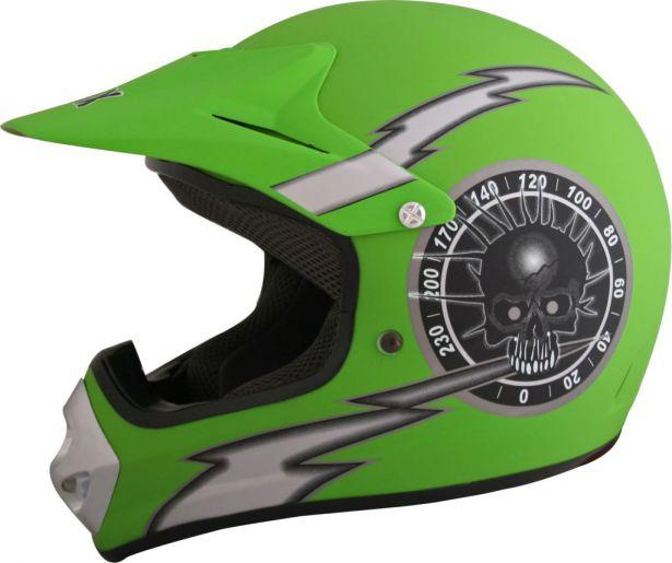 PHX Helium 2 - Overclock, Gloss Green, XL