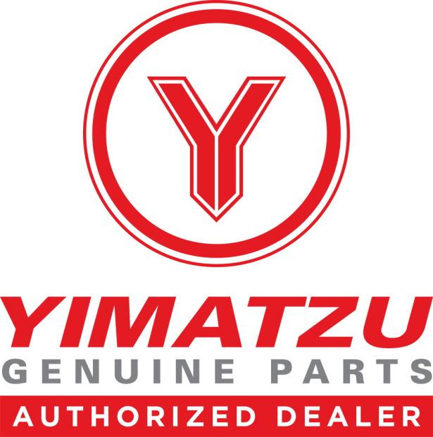 Yimatzu Authorized Dealer In-Store Sticker (30cm x 30cm)