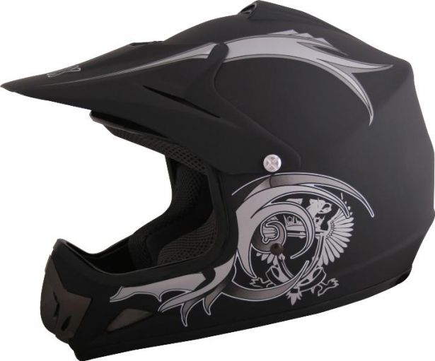 PHX Zone 3 - Premiere, Flat Black, S
