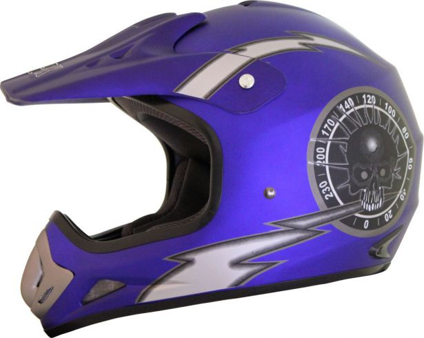 PHX Vortex - Overclock, Gloss Blue, XXL
