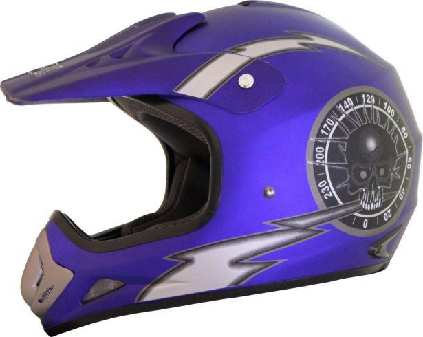 PHX Vortex - Overclock, Gloss Blue, XL