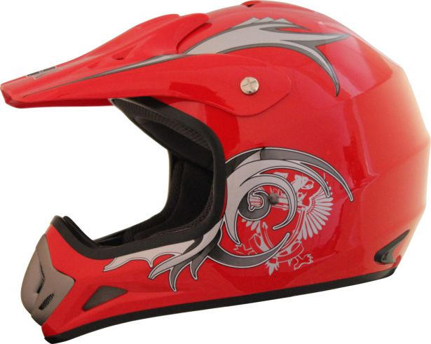 PHX Vortex - Premiere, Gloss Red, XXL