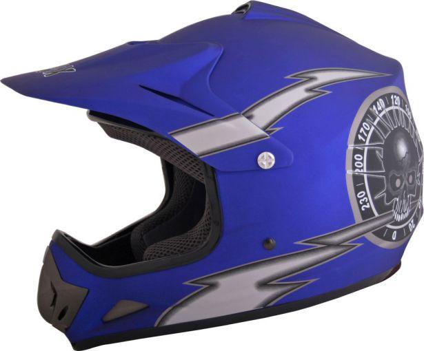 PHX Zone 3 - Overclock, Gloss Blue, XL