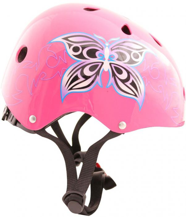 Kids PHX Multi-Sport Helmet - Sunshine, Gloss Pink, XL
