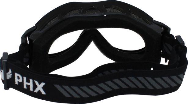 PHX GPro Kids & Youth Goggles - Gloss Black
