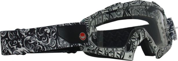 PHX GPro Adult Goggles - X2, Aztec, Limited Edition
