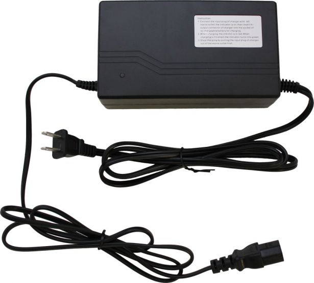 Charger - 48V, 1.8A, C13 Plug