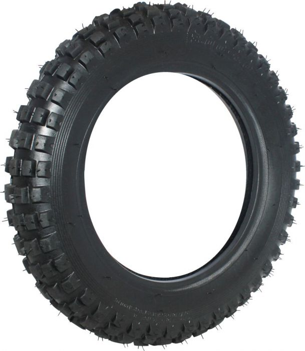 Tire - 3.00-10, 10 Inch, Dirt Bike