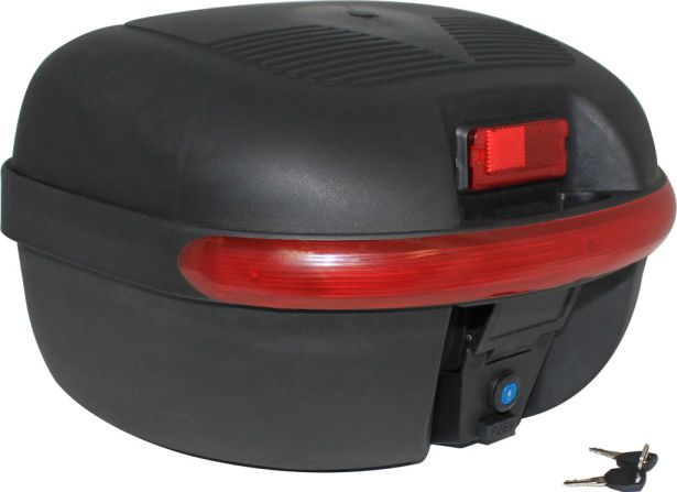 Tail Storage Box - PHX Scooter Standard, Removable