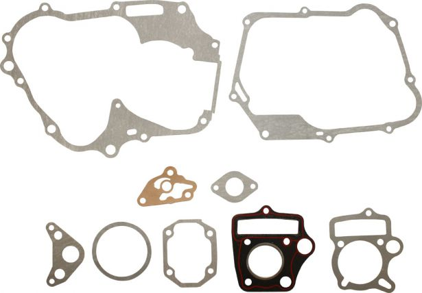 Gasket Set - 9pc, 50cc Top and Bottom End