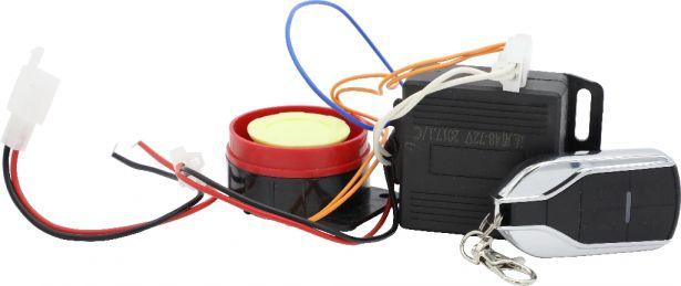 Alarm - ATV, Remote Kill Switch