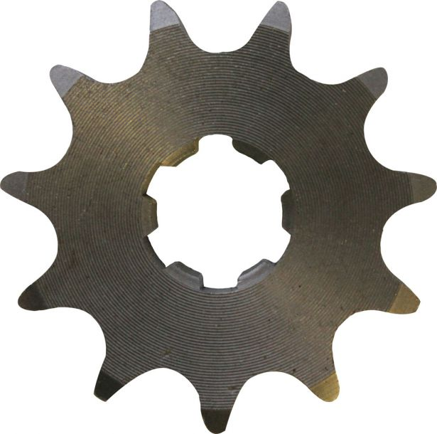 Sprocket - Front, 11 Tooth, 428 Chain, 17mm Hole