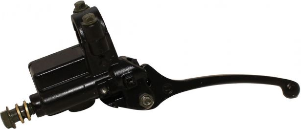 Brake Lever With Brake Oil Reservoir - Right Hand, Without Brake Lock