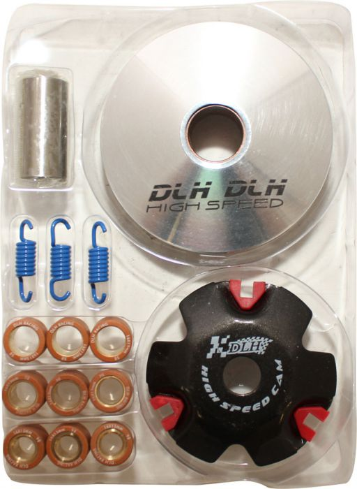 Drive Plate Assembly - DLH Edition, Flywheel, DIO50 (15pc set)