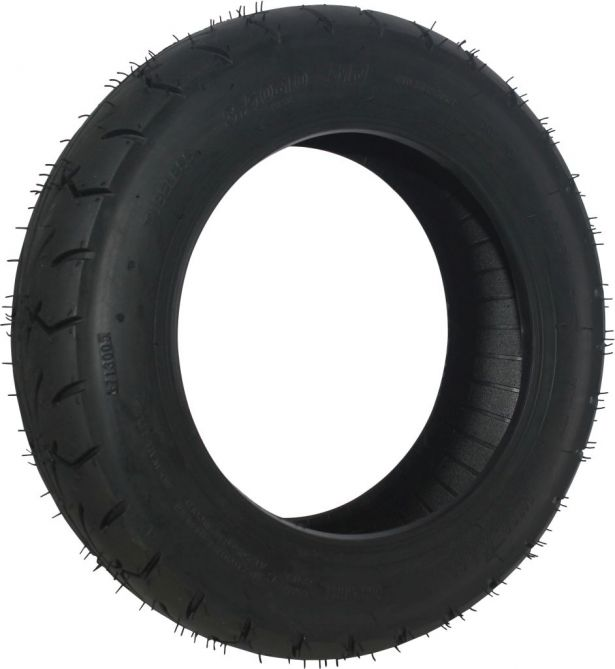 Tire - 3.50-10, 10x3.5, Scooter, Tubeless