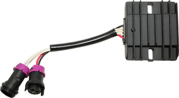 rectifier voltage regulator 150cc to 250cc 2 3 split. Black Bedroom Furniture Sets. Home Design Ideas