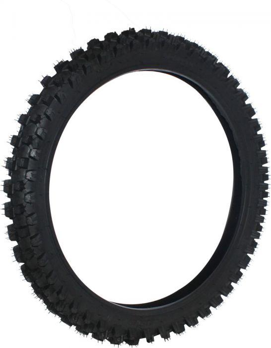 Tire - 70/100-19, 19 Inch, Dirt Bike