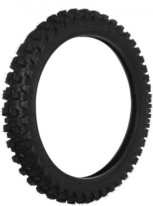 Tire - 70/100-17, 17 Inch, Dirt Bike