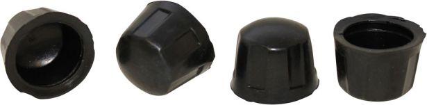 Dust Covers - Wheel Caps (4pcs)