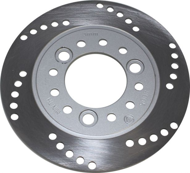 Brake Rotor - 3 Bolt 180mm 58mm Brake Disc, 50cc to 300cc