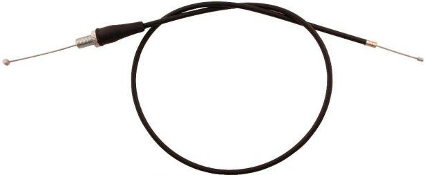 Throttle Cable - M10, 125.3cm Total Length