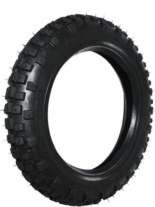 Tire - 60/100-10 (2.50-10), 10 Inch, Dirt Bike