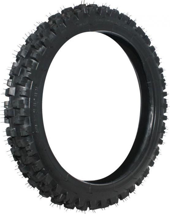 Tire - 60/100-14 (2.50-14), 14 Inch, Dirt Bike