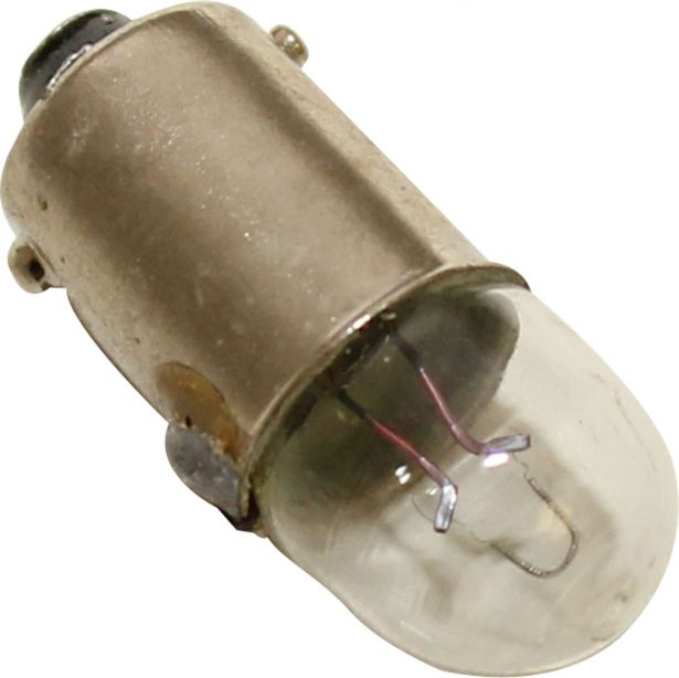 Light Bulb - 12V 3W, Single Contact