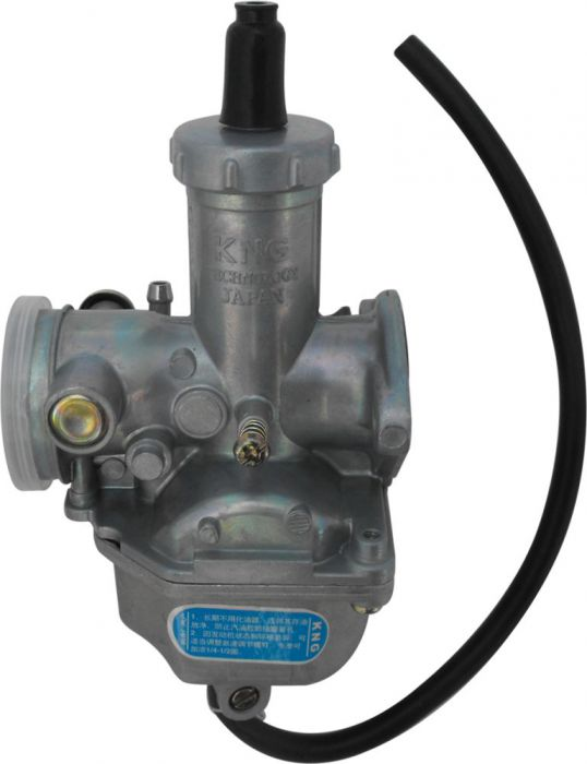 Carburetor - 26mm, Manual Choke
