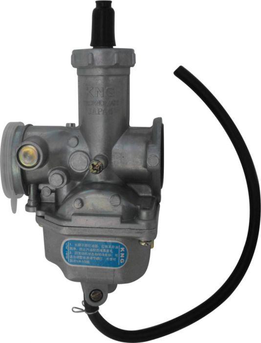 Carburetor - 26mm, Manual Choke
