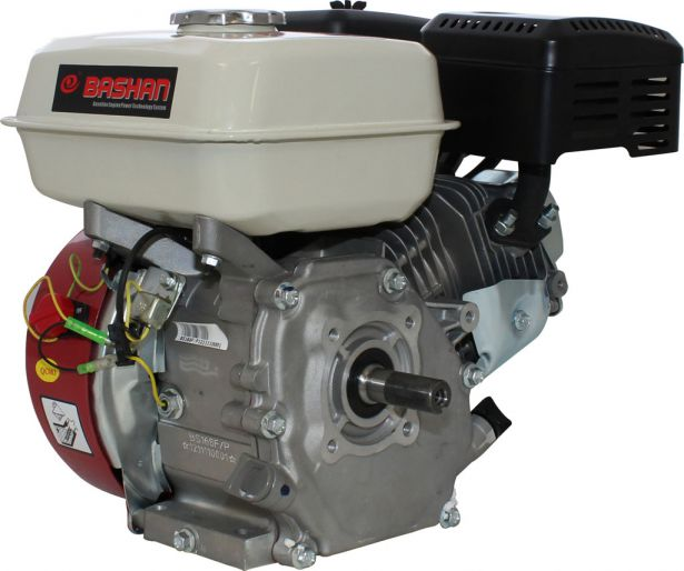 Complete Engine - 5.5HP 163cc (GX160 style) Engine with EPA