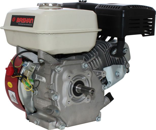 Complete Engine - 6.5HP 196cc (GX200 style) Engine with EPA