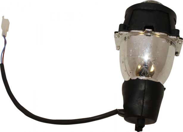 Front Light - 50cc to 125cc ATV, Racing Style