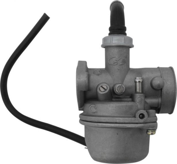 Carburetor - 19mm, Manual Choke