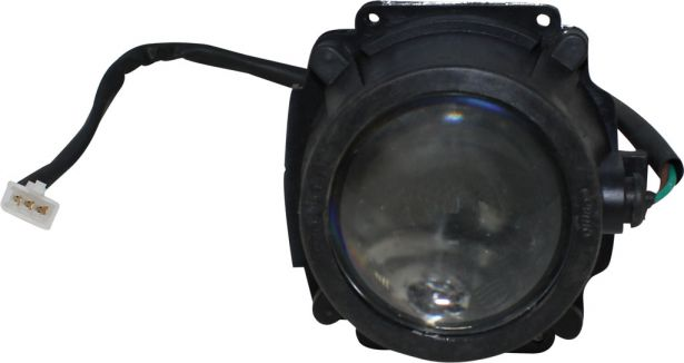 Front Light - 125cc to 250cc ATV, Racing Style