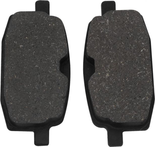 Brake Pads - 50cc to 250cc, Disk Brakes, Front, Small, Set