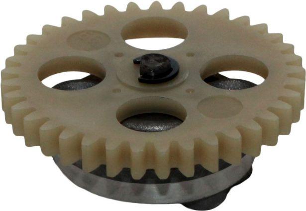 Oil Pump - 37 Teeth