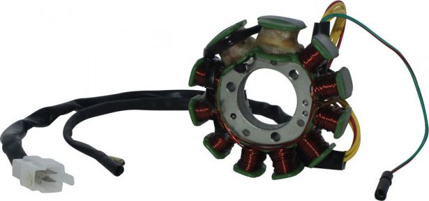 Stator Magneto Coil Cbt Wire on Dirt Bike Parts Outlets
