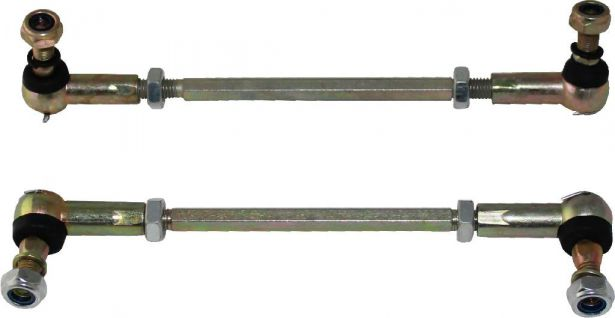 Tie Rods - 115mm, 2pc Set