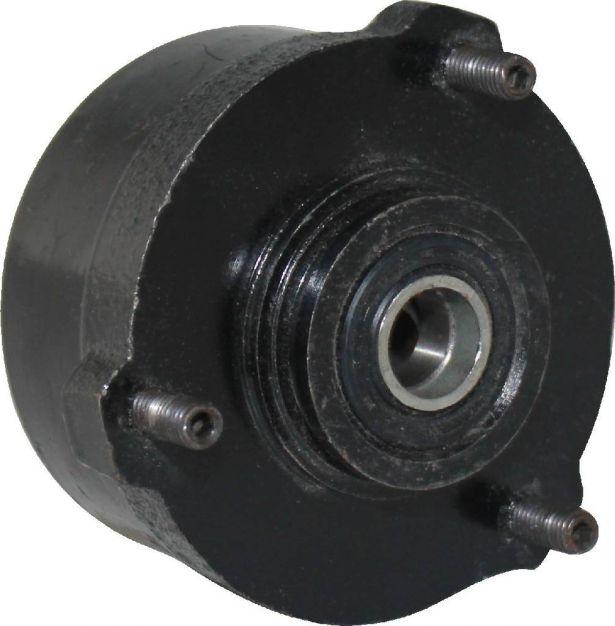 Drum Brake - ATV, 3 Bolt, M10