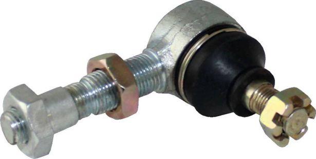 Tie Rod End - M12x1.25 Ball Stud, M16/M14 Threaded Housing