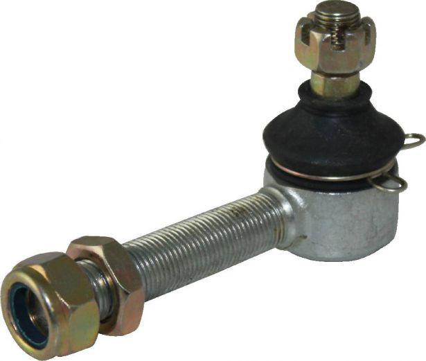 Tie Rod End - M12x1.25 Ball Stud, M16 Threaded Housing
