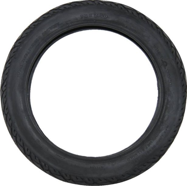 Tire - 16x2.50, Scooter