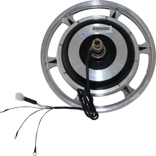 Electric Motor - Hub, 500W