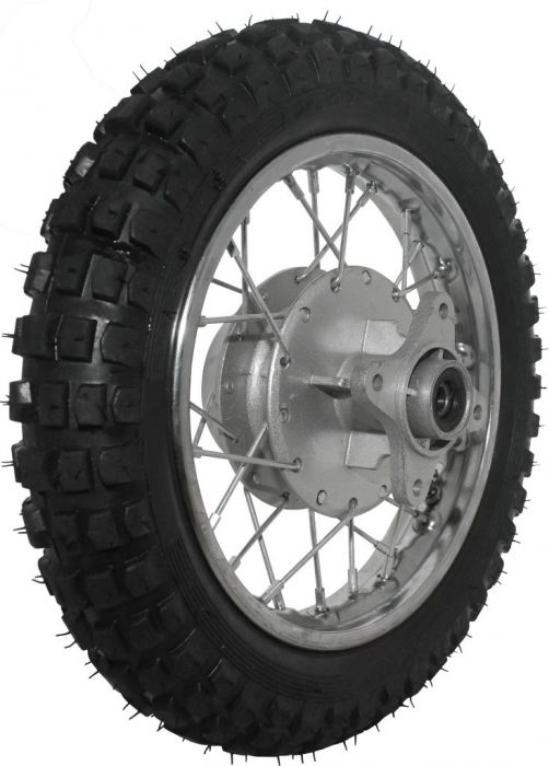 Rim and Tire Set - Rear 10